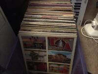114 vinyls lp record collection