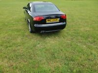 Audi a4 2.0tdi one owner from new