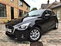 Mazda2 1.5 SE-L Nav 5dr (start/stop) p/x welcome **ONLY 1 OWNER FROM NEW**FSH** 2016 (65 reg),