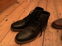 Unworn size 9 shoes and trainers (size 8). Desert boots have been worn a couple of times