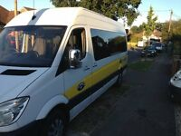 mercedes sprinter dayvan/camper SELL or SWAP