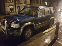 Isuzu trooper 3.0l 114k