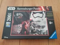 Board Game Bundle - Shark Mania - Downfall - Splat - Star Wars Jigsaw and more