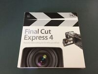 Final Cut Express 4 - video editing software for mac - free posting