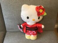 Hello kitty geisha