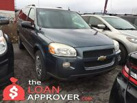 2007 Chevrolet Uplander LT1 * AUTO LOANS FOR ALL CREDIT