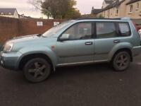 1 year mot winter 4wd Nissan xtrail sport 2.2dci diesel 6 speed