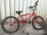 Vibe Scar BMX Bike FREE DELIVERY Stunt Skate Riding Cycling Kids Girls Boys Unisex Cycle MTB Trail