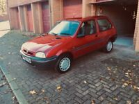 Rover 100 metro (11329 miles may suit collector/enthusiast)