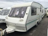 95 abi maruarder 400 caravan lightweight 2 berth MUST CLEAR can deliver