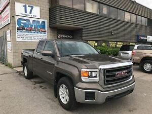 2015 GMC Sierra 1500 SLE Z71 Double Cab Short Box 4X4 Gas