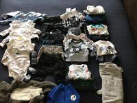 Baby boy bundle clothes 3-6 months - fantastic condition