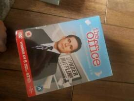 The Office complete collection 1-9 DVD set