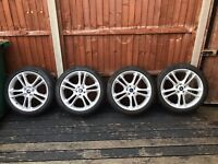 Ford Mondeo mk5 19'' Genuine Alloy Wheels