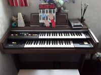 Yamaha Electone Organ BK-5