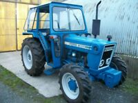 ford tractor 3600 4wd like mf135 4wd