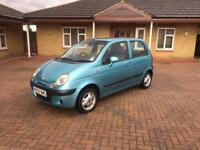 Chevrolet Matiz 2005 1.0 Petrol Low Mileage