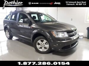 2017 Dodge Journey CVP/SE | HEATED MIRRORS | KEYLESS | UCONNECT
