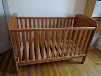 East Coast Cot Bed - £60 - Queens Park, Glasgow