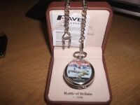 Battle of Britain Pocket Watch - New