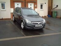 Vauxhall Astra Club Estate Eco-Flex 2010 (£30 Annual Road Tax)