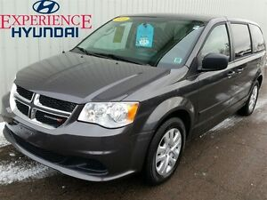 2015 Dodge Grand Caravan SE/SXT V6 7 PASSENGR VAN WITH FACTORY W