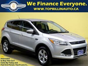 2013 Ford Escape SE CLEAN CARPROOF, 113K kms