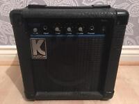 Amplifier / amp