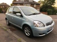 Low mileage Automatic Toyota Yaris 1.3 VVT-i T Spirit 5dr