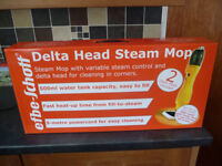 Delta Head Steam Mop