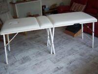 Foldable Massage Table