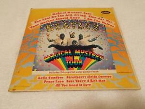THE BEATLES - MAGICAL MYSTERY TOUR - 1967 ISSUED LP