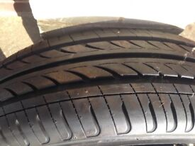 Tyres in very good condition