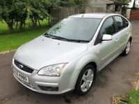 2007 Ford Focus 1.6 STYLE 5dr 1yrs Mot 6mth warranty