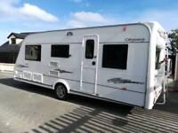 2007 Elddis Odyssey 505 5Berth Caravan