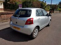 2006 Toyota Yaris 1.3,Full Service History,New Mot,2 Owners,Great litle car
