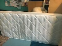 Single mattress suit bunk bed or single