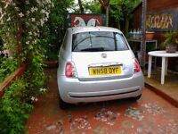 Fiat 500 1.3 pop (2008) Spares or repair