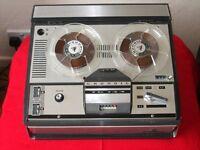 GRUNDIG 4 TRACK T 144 TAPE RECORDER