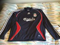 Liverpool Training jumper