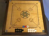 Carrom Board Game