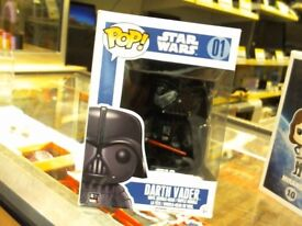 POP STAR WARS DARTH VADER