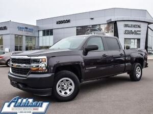 2016 Chevrolet Silverado 1500 One owner, accident free