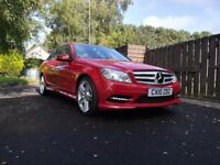 Mercedes C350 CDI for sale.