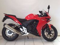 SOLD SOLD SOLD!!!!! 2016 Honda CBR500RR ABS ---- Save £400 ---- Price Promise !!!!