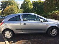 Vauxhall CORSA - 57250 miles, MOT'd until Aug 2017