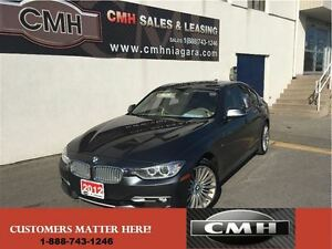 2012 BMW 3 Series 328i ROOF LEATH *CERTIFIED*