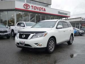 2015 Nissan Pathfinder Accident Free