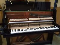 Upright Piano Ibach (Free Local Delivery) TN12 Needs Attention