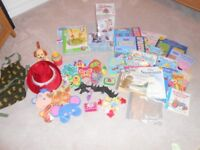 BIG bundle of toys and books